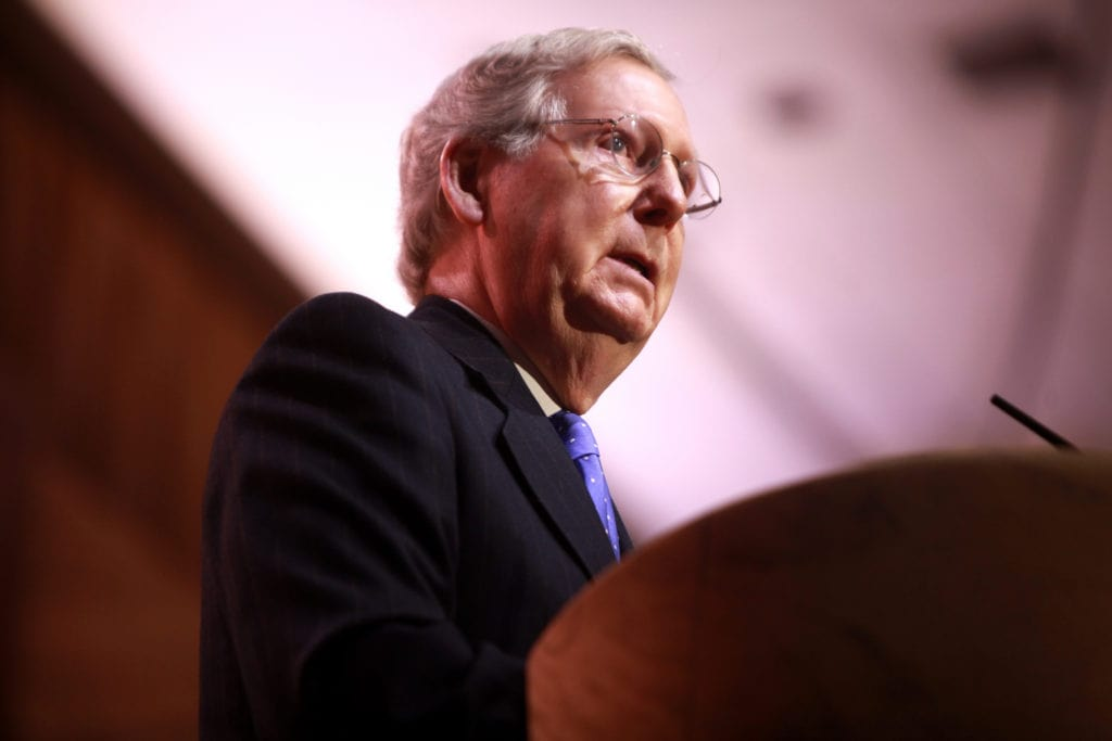 HealthCare.com News Roundup: Blue Cross Blue Shield Partners Lyft, Aetna Marketplace Withdrawals. Mitch McConnell Senate Committee Healthcare Bill