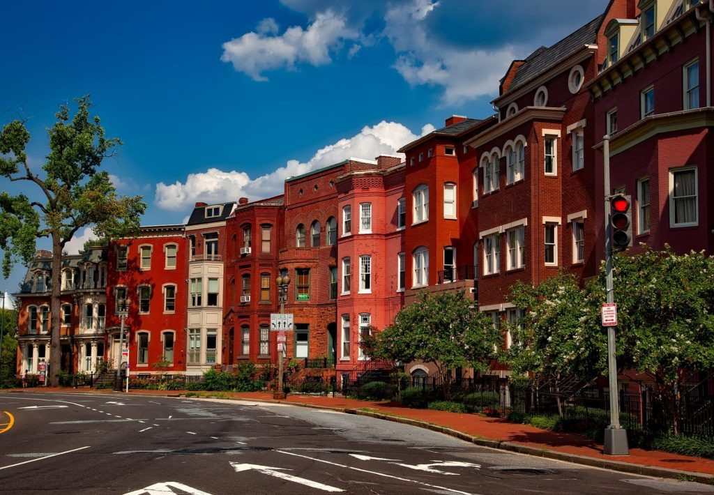 dc row houses | HealthCare.com