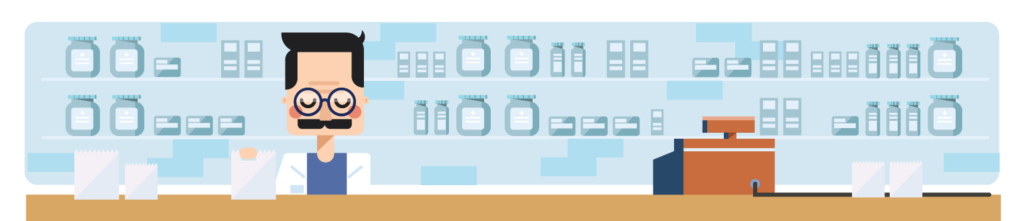 pharmacist page divider image