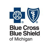 Blue Cross Michigan logo | top Medicare Supplement companies | HealthCare.com