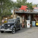 old gas station   fbhp vintage