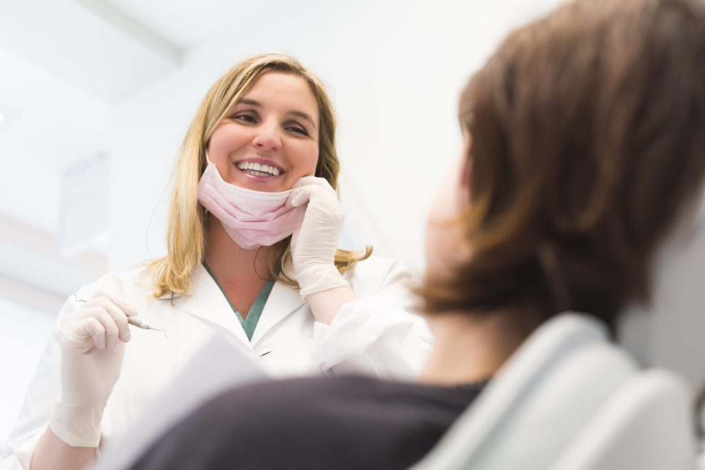dental cleaning | 10 checkups